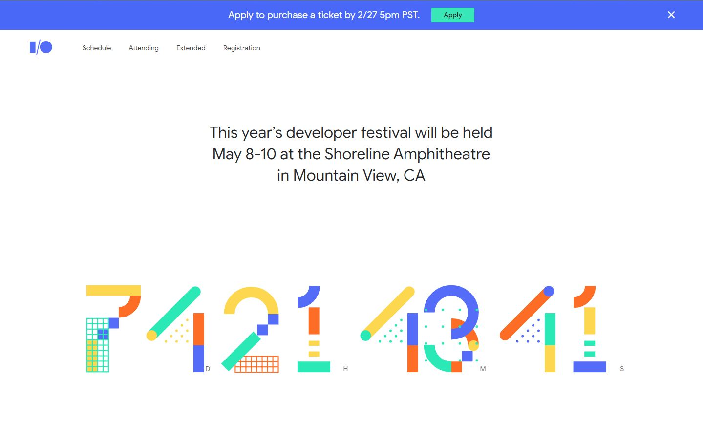 How to apply for the Google I/O 2018 lottery - 9to5Google