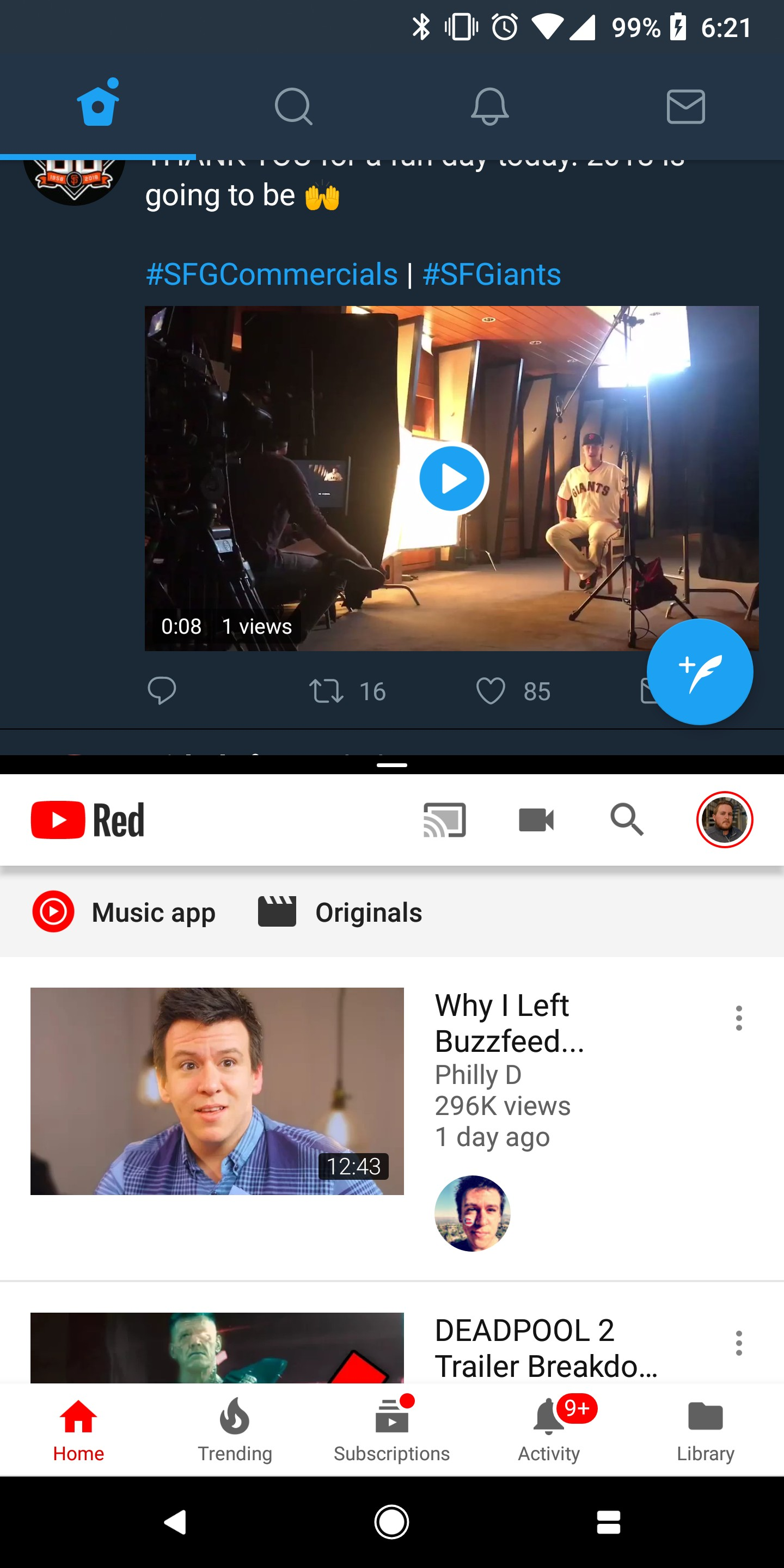 How to use split-screen mode on Google Pixel 2 & 2 XL