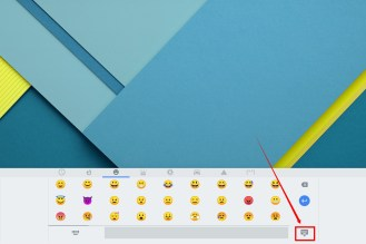 Chrome OS using Emoji 10
