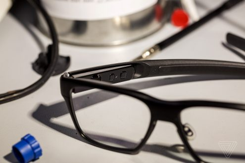 Intel Glasses
