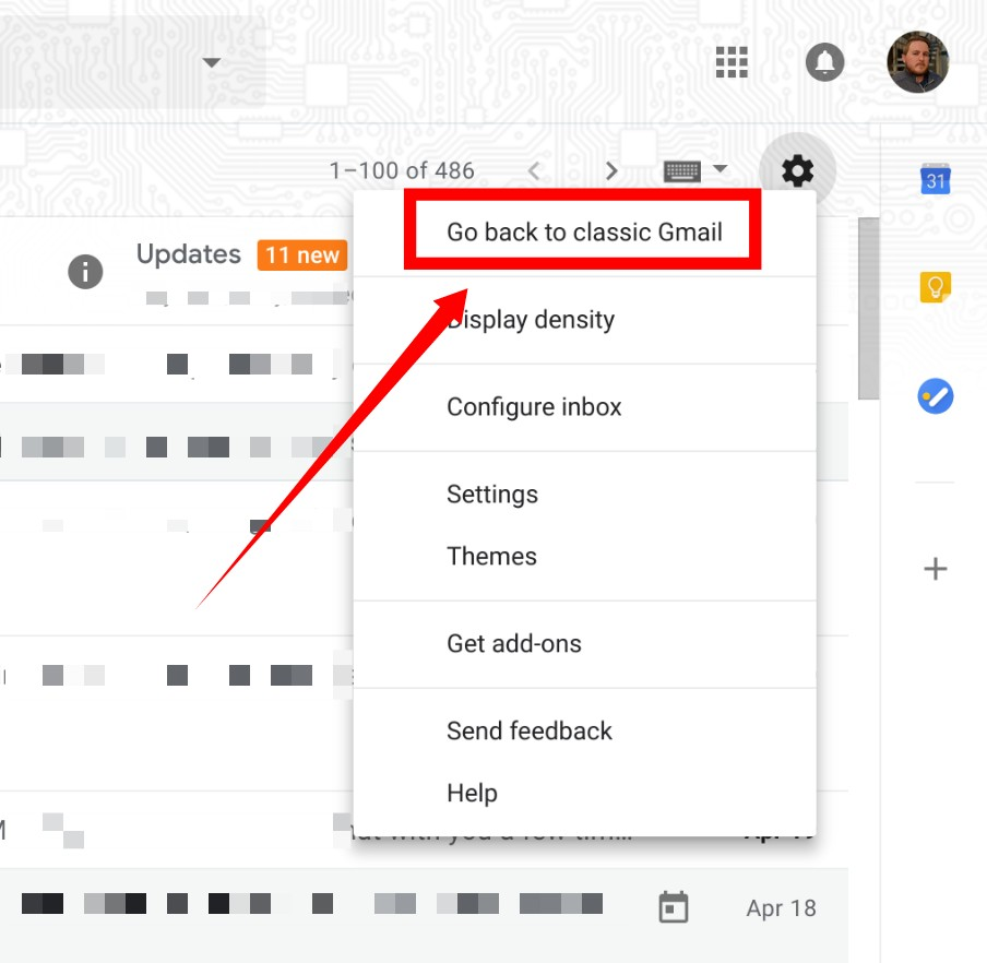 84f8ebfea How to switch back to the classic Gmail on the web - 9to5Google
