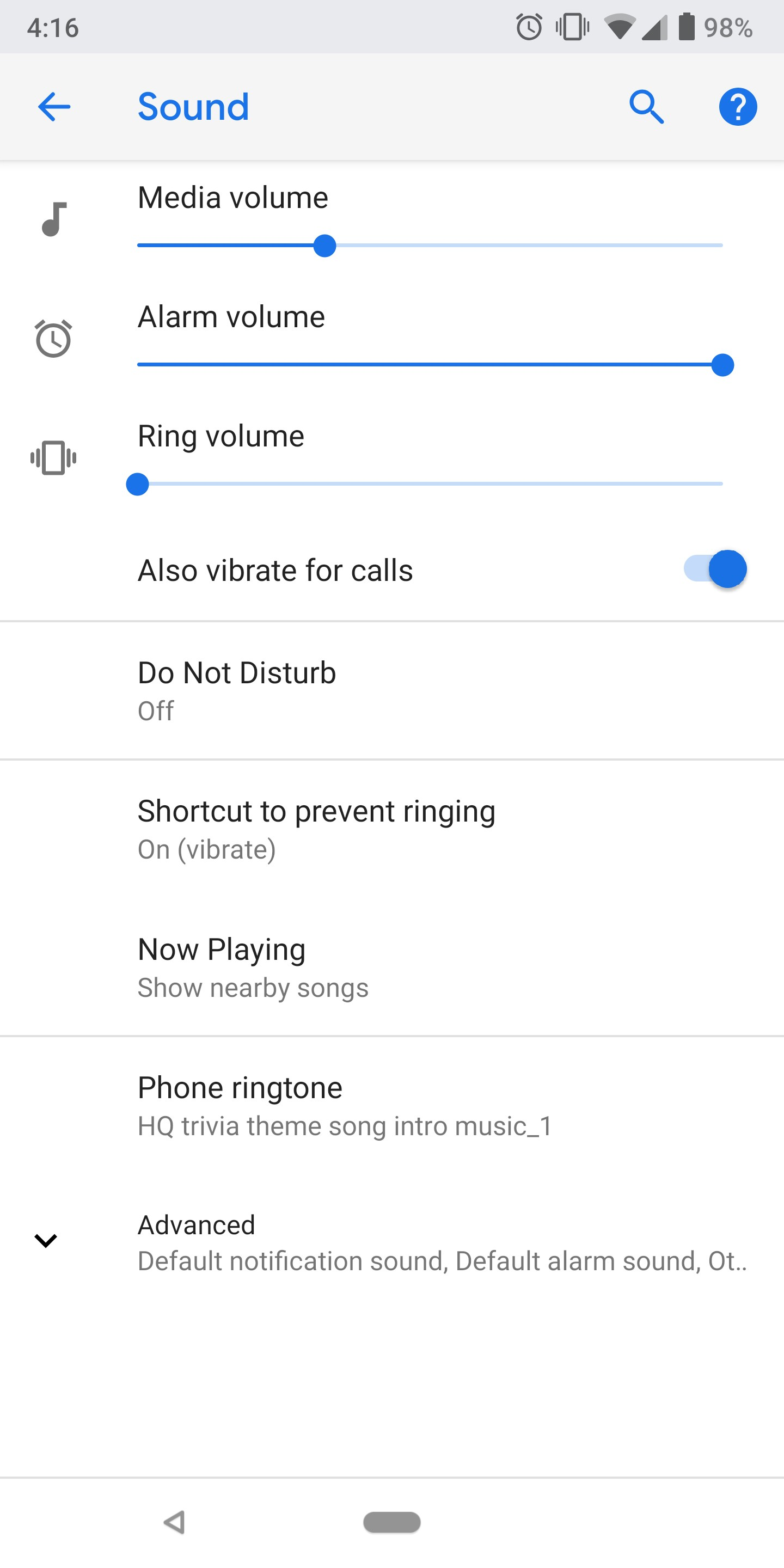 unable to change ringtone on android