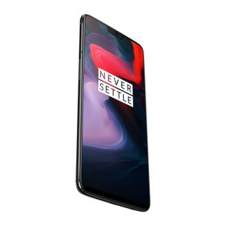 OnePlus 6 in Mirror Black
