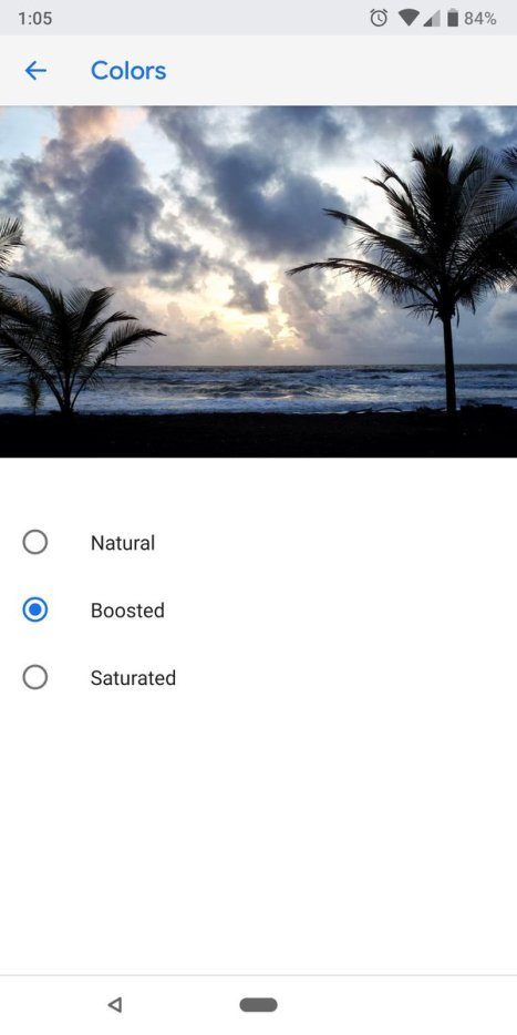 Android P DP2