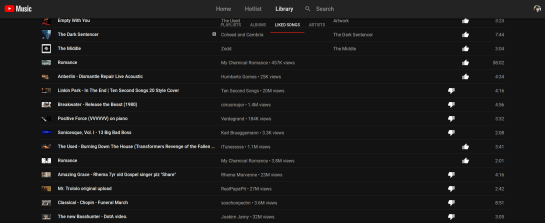 youtube-music-liked-songs