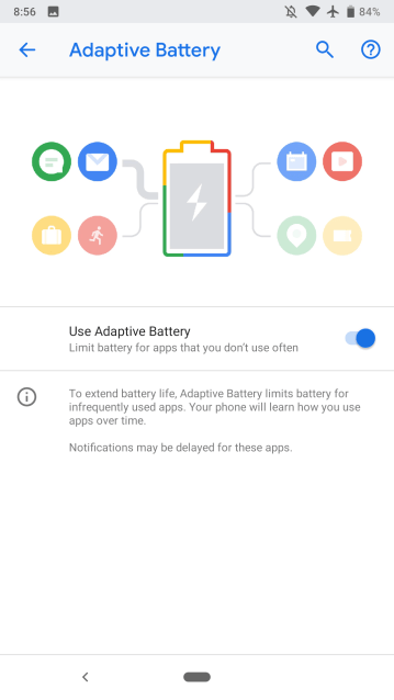 android-p-adaptive-battery