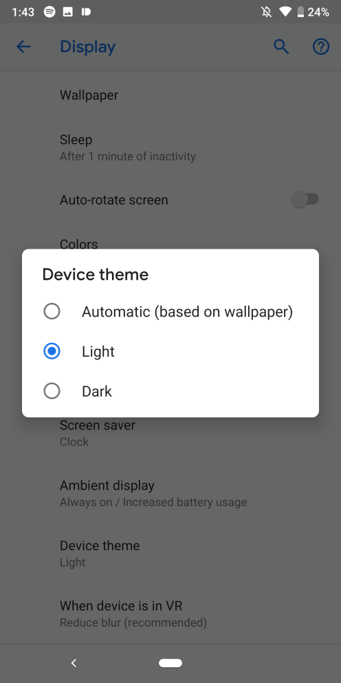 android-p-dp4-change-theme