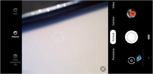 Google Pixel 3 camera app