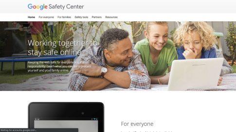 Google Safety Center