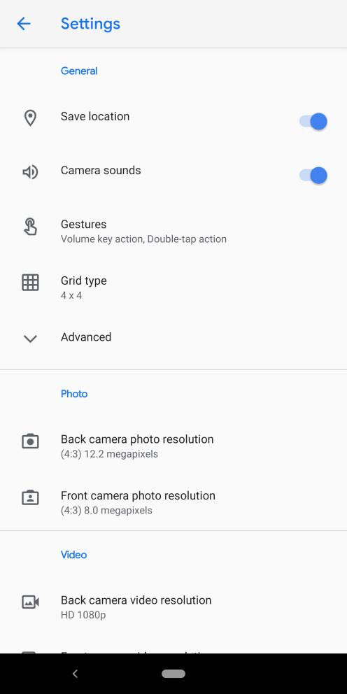 Google Camera 6.1