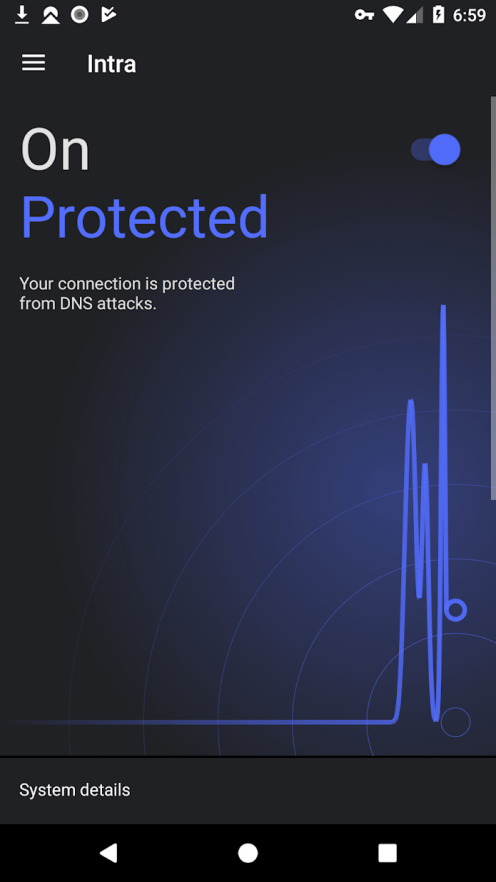 Intra Android DNS