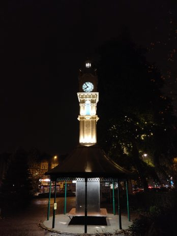 OnePlus 6T - Auto - Clock Tower