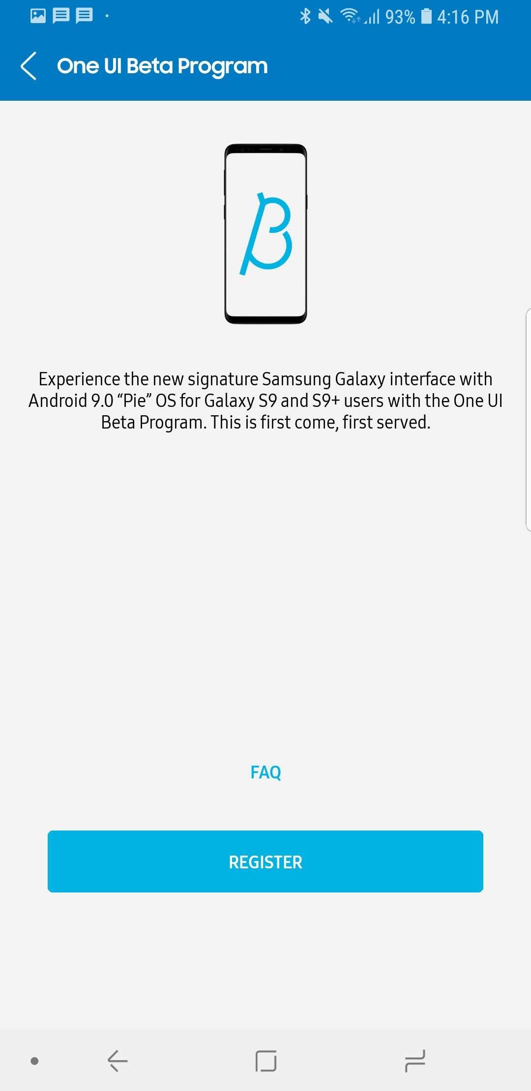Samsung One UI mit Android Pie-Beta jetzt für das Galaxy S9 / S9 + in den USA verfügbar, hier erfahren Sie, wie Sie