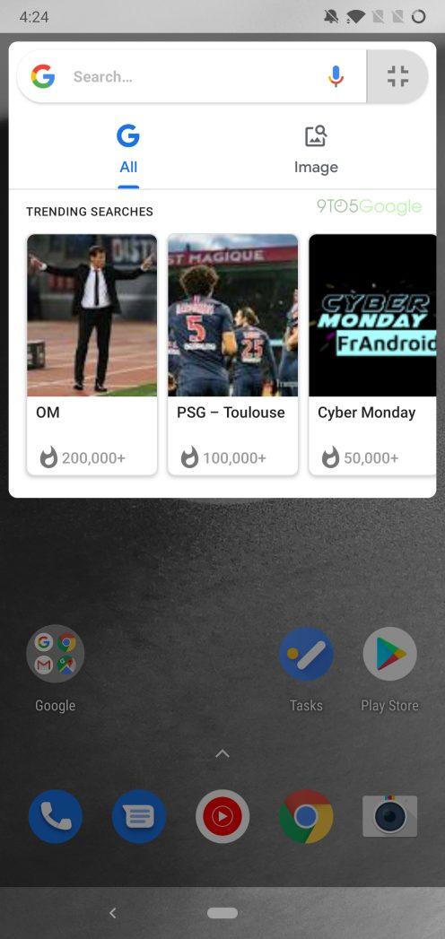 Google app 8.59