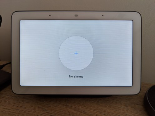Google Home Hub firmware preview