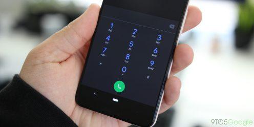 google phone dialer app