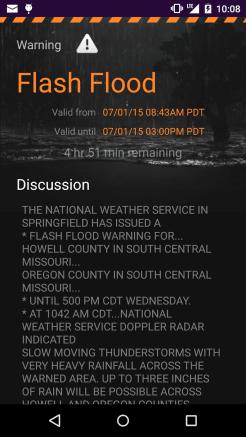 Weather Timeline new developer plans