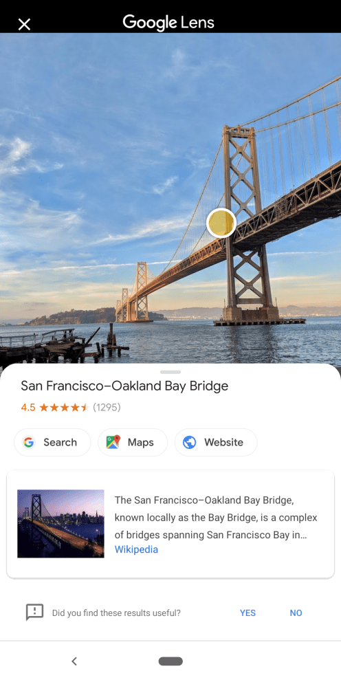 Google Lens revamp Android