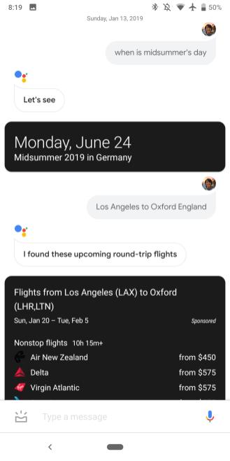 Google App 9.5 bereitet den Assistant Dark-Modus vor, zusätzliche Funktionen für Updates [APK Insight]
