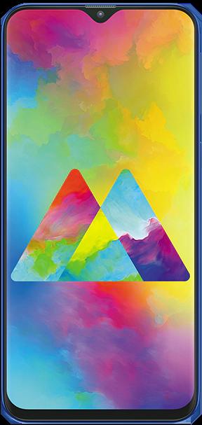 Samsung Galaxy M20 portrait mode