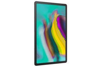 Samsung Galaxy Tab S5e - Black - side profile
