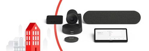 Google new Hangouts Meet hardware