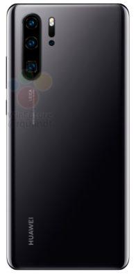 Huawei P30 Pro render 2