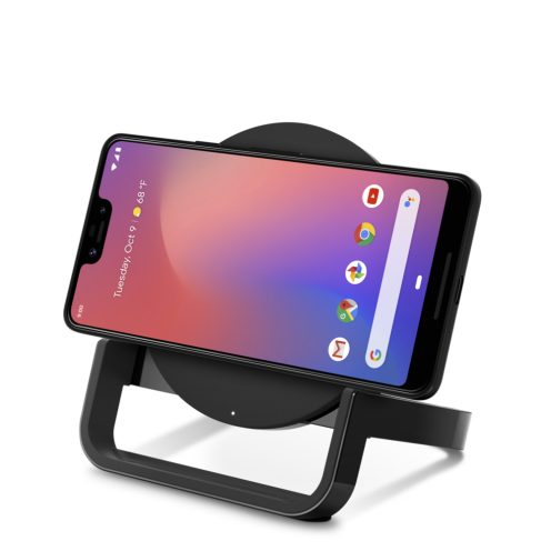 pixel 3 fast wireless charging stand from belkin