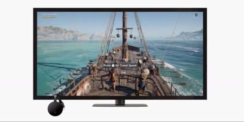 Google Stadia Chromecast TV