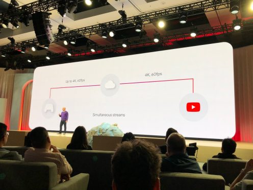 Google Stadia share
