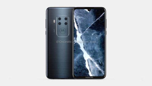 Mystery Motorola device