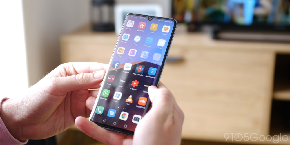 Huawei P30 Pro software and performance