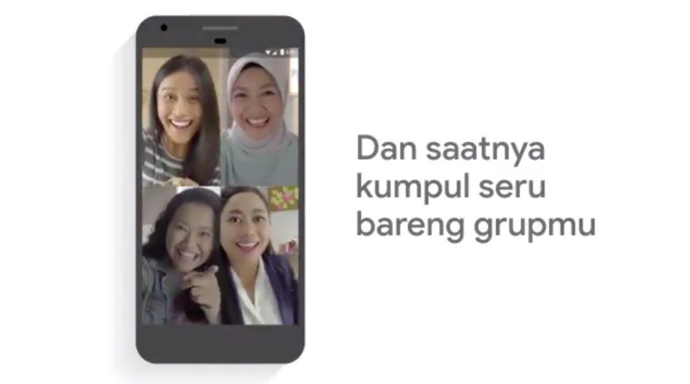 Google Duo group calling launch