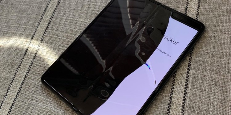 Are We Ready for Foldable Smartphones?
