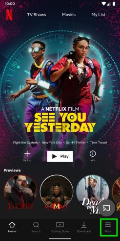 Netflix-Main-Screen-Hamburger-Menu