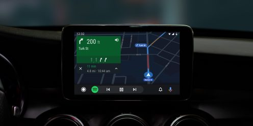 android auto redesign 2019