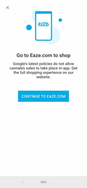 eaze app