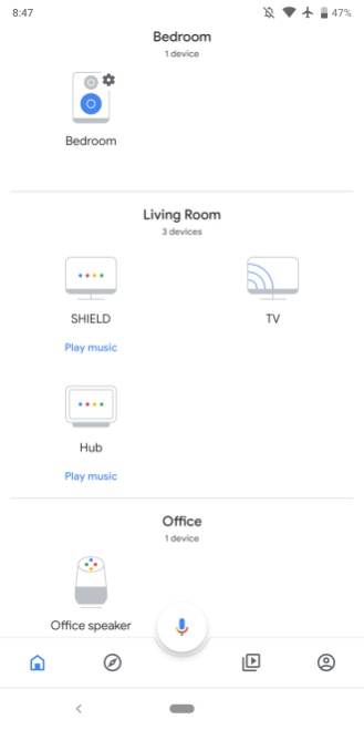 Sonos in Home app as generic speaker