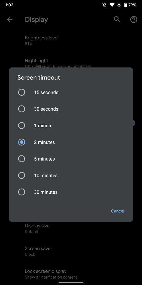 android-q-beta-4-screen-timeout-2