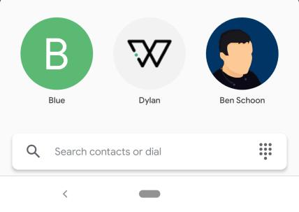 google-duo-55-keypad