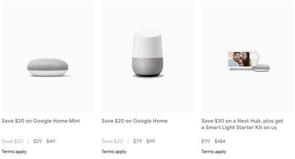 Google Home Max deals