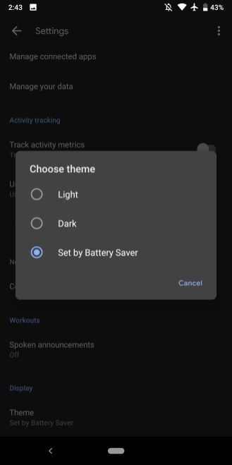 Google Dark Mode app roundup: Everything available so far - 9to5Google