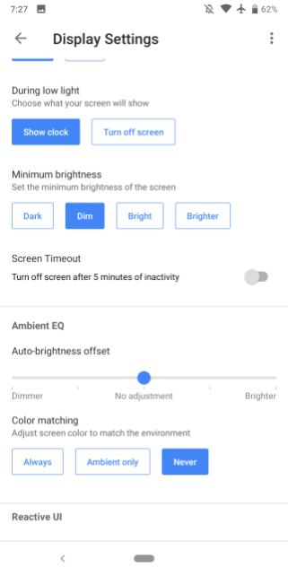 google-home-reactive-ui