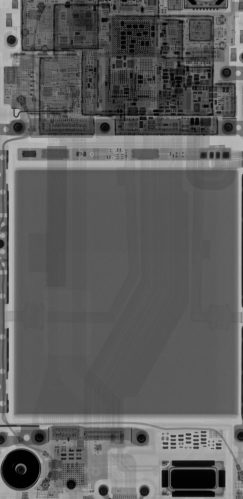 Pixel 3a X-Ray