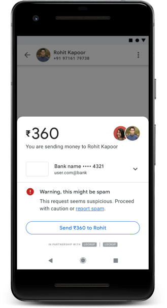 Google Pay India new security features (3)