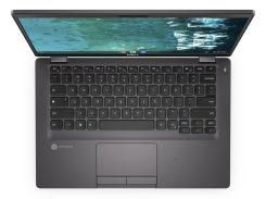 Latitude 5400 Chromebook Enterprise_overhead view