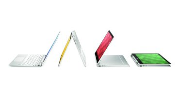 HP Chromebook x360 12b_Modes