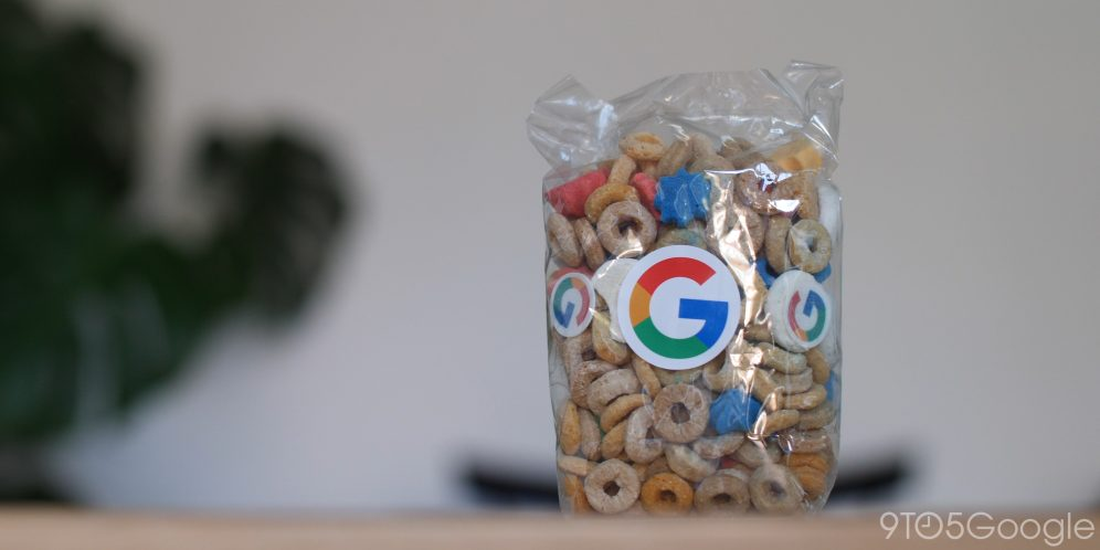 Google Cereal inner packet