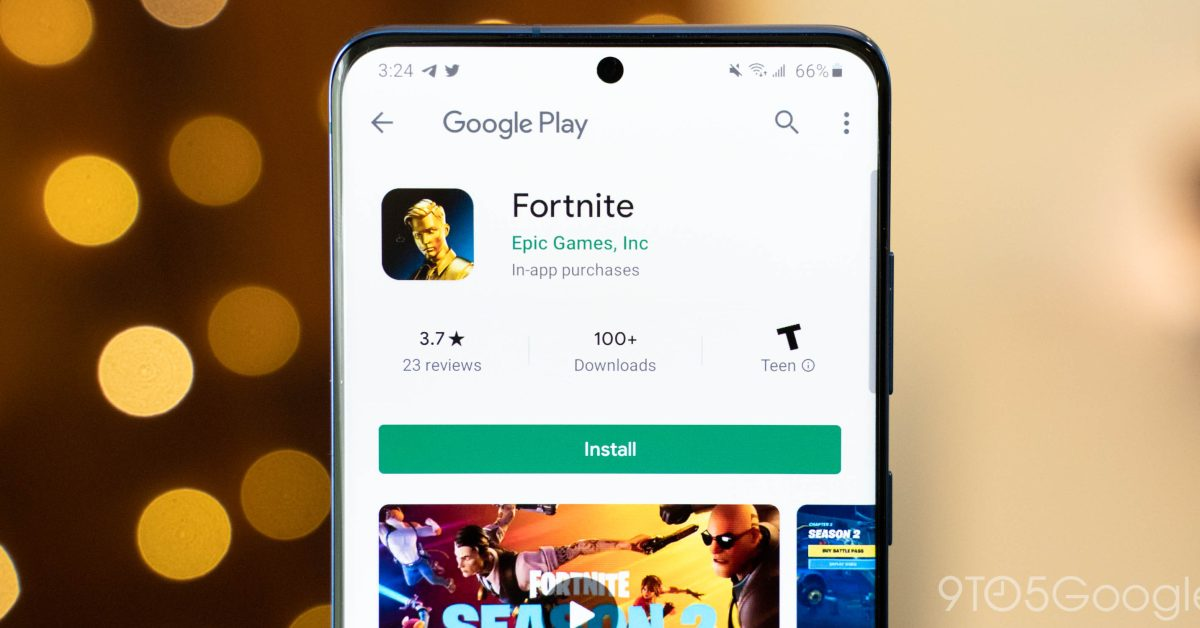 Google removes Fortnite for Android from the Play Store - 9to5Google