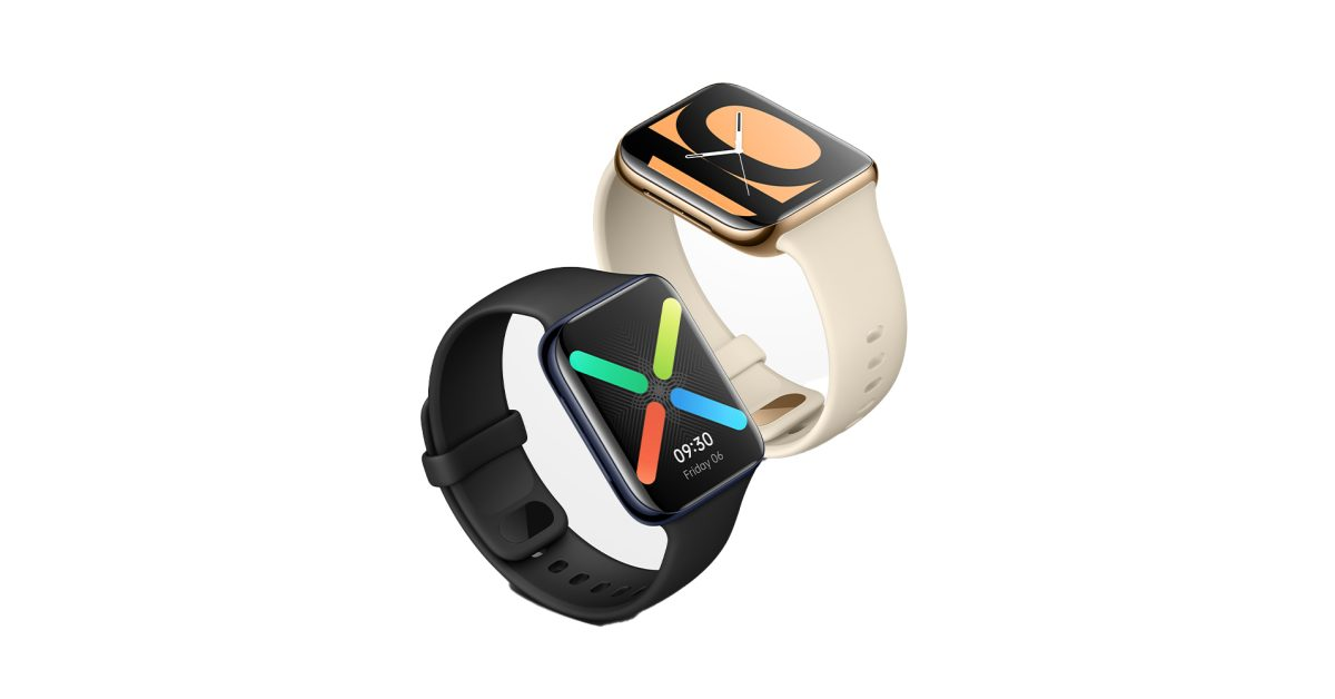 Oppo Watch first ever Wear OS watch launches globally - 9to5Google